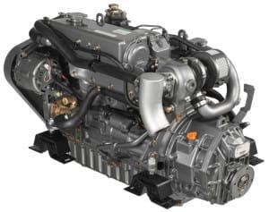 Motor Yanmar 6LYAM Bobtail