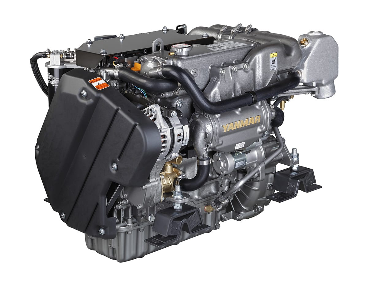 Yanmar Marine engine june 2014