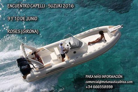 Evento Capelli -Suzuki 2016