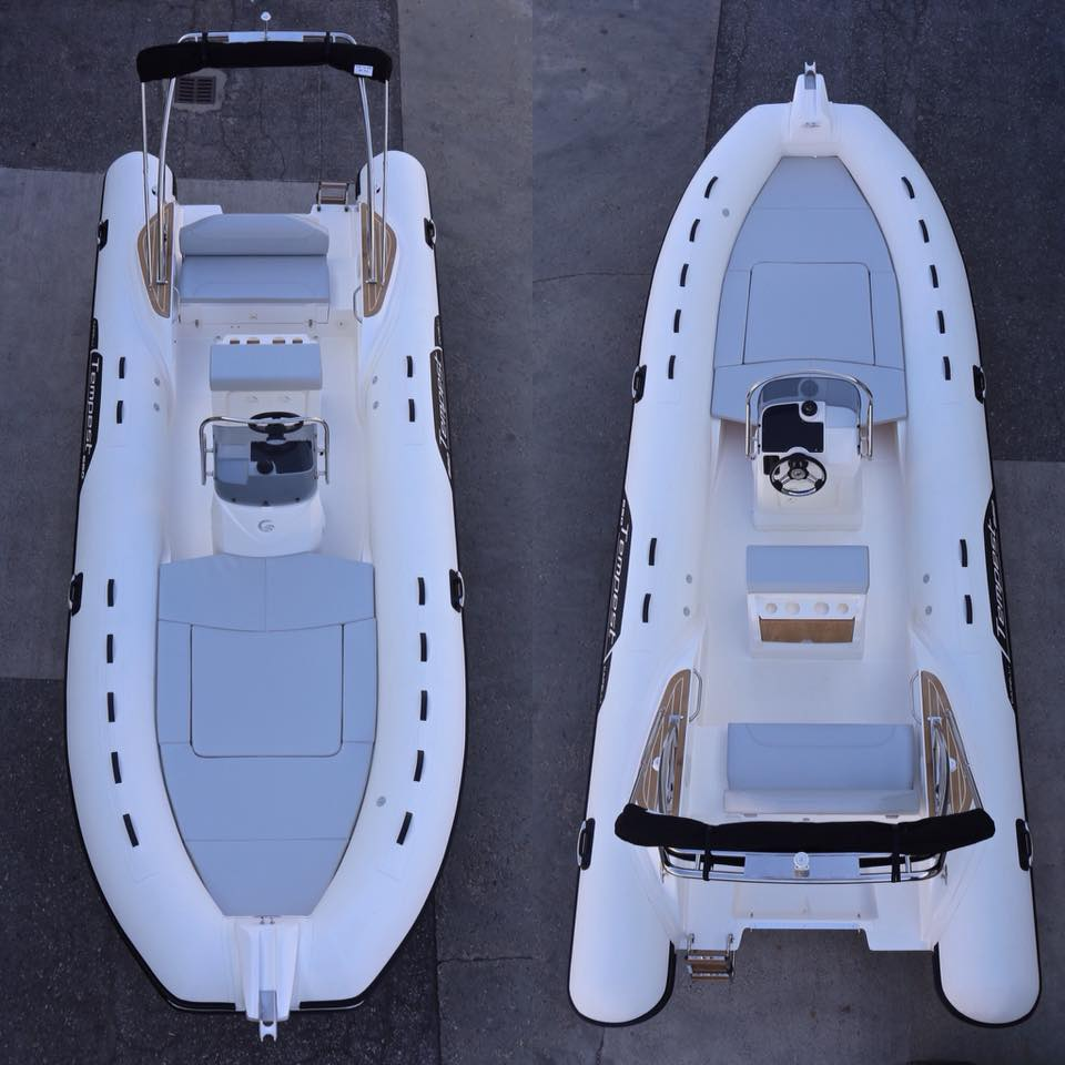 Capelli Tempest 570 Custom