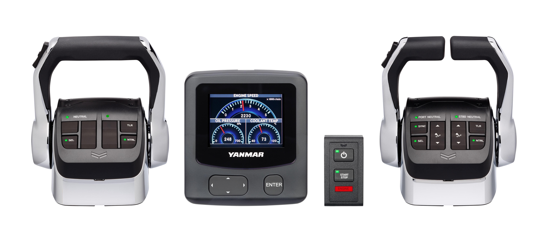 Mandos electrónicos y display digital VC20