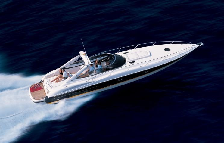 HARRY IV SUNSEEKER SUPERHAWK 50