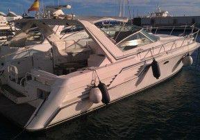 TROJAN INTERNATIONAL YACHT