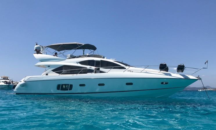 PRISKA II SUNSEEKER MANHATTAN 60