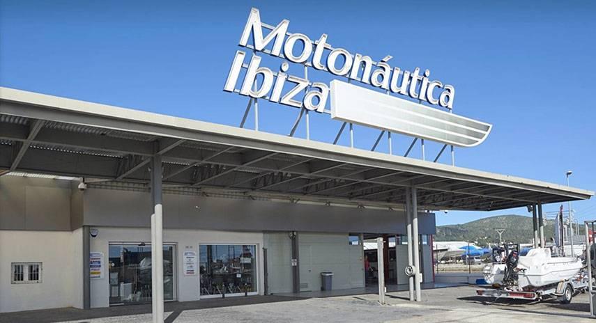 Oficinas centrales de Motonáutica Ibiza