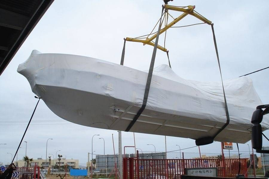 mantenimiento barcos